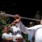 WATCH: Historic Omer Barley Offering Brought Up in Jerusalem