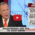 FIFA Gets Dragged Into the Israel-Palestine Conflict