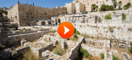 City of David in Jerusalem