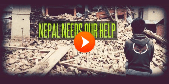 Tevel B'Tzedek efforts in Nepal