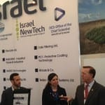 Fuel-Up Nation: Israel has Robust Presence at Major Oil and Gas Trade Show