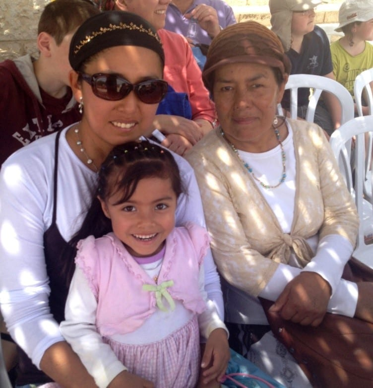 New Immigrants from South and Central America came from across Israel to attend the event. (Photo: Yisrael Rosenberg/ Breaking Israel News)