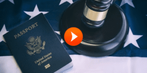 Passport Legalities and the Larger Issue