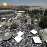 Report: After 15 Years, Israel & Jordan in Talks to Reopen Temple Mount to Non-Muslims