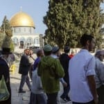 New Sign on the Temple Mount Violates Israeli Law, Forbids Jewish Prayer