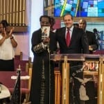 Detroit's African-American Churches Rally for Israel