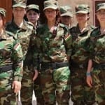 Yazidi Women Form All-Female Fighting Unit to Take on ISIS