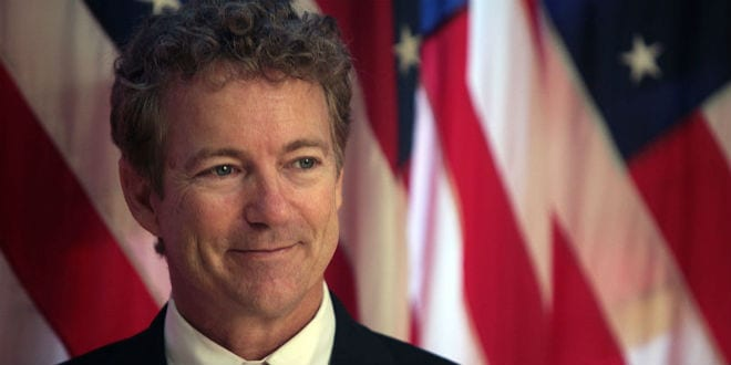 presidential election cheat sheet rand paul and israel israel news