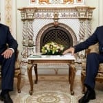 Putin to Netanyahu: Russia's Actions in Mideast Will Always Be Responsible