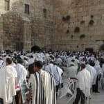 Photo Essay: Thousands Gather for Biblical Priestly Blessing in Jerusalem During Sukkot Holiday