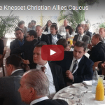Director of the Knesset Christian Allies Caucus Speaks