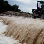 Extreme Weather Strikes Israel as Sea of Galilee Rises, Negev Floods [VIDEO]