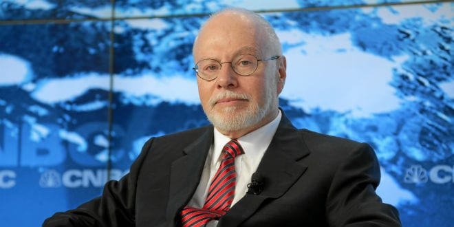 Paul E. Singer. (Photo: World Economic Forum/ Wiki Commons)