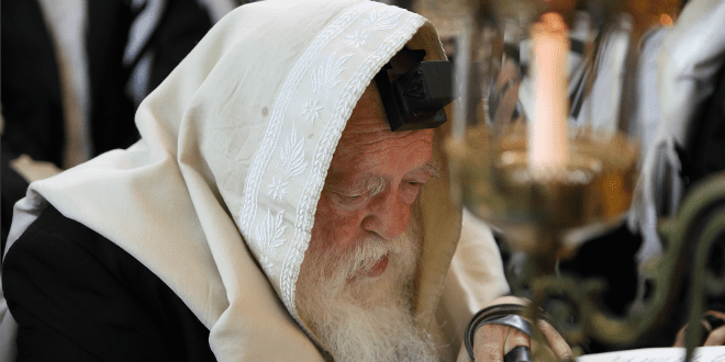 Rabbi Chaim Kanievsky. (Photo: Yaakov Naumi/Flash90)