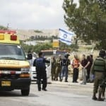 Car Attack Injures 3 IDF, Stabbing in Hebron Injures Soldier and Arab