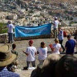 In 2,000 Year First, Christians Publicly Rally in Jerusalem in Support of Jewish Sovereignty Over Temple Mount