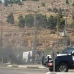 IDF Soldier Stabbed in Hebron; Israeli Run Over Following Rock Attack