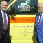 "John Hagee Ministries Celebrates 34 Years of ""A Night to Honor Israel,"" Donates Record-Setting 9th Ambulance to Israel"