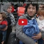 Syrian Refugees Are And Aren't Like Jewish WWII Refugees