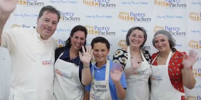 """Bestselling """"Kosher by Design"""" Cookbook Author Susie Fishbein on Giving Back to Hungry Israelis with Pantry Packers"""