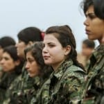 Fierce Female Christian Warriors Take on ISIS