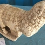 Ancient Ram Statue Discovered In Caesarea On Christmas Eve