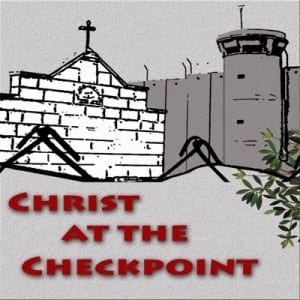 (Photo: Christ at the Checkpoint Facebook Page)