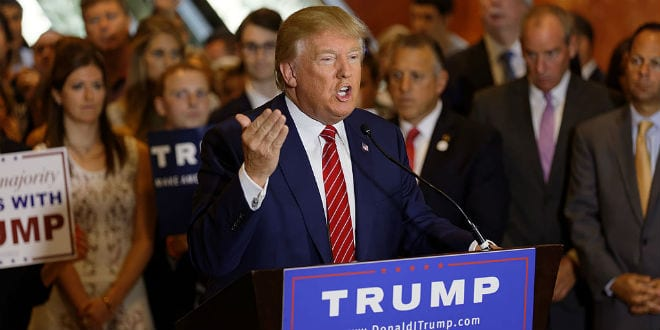Donald Trump Responds to Terrorist Recruitment Video
