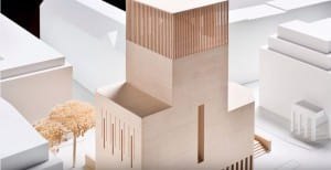 """Designs for the """"House of One"""" in Berlin. (Photo: YouTube Screenshot)"""