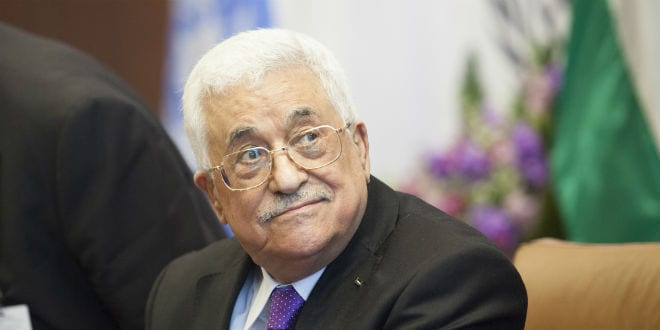 Palestinian Authority President Mahmoud Abbas (Photo: Amir Levy/FLASH90)