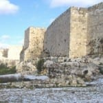 New Year Brings Snow to Israel