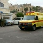 Female IDF Officer Shot in Sniper Attack at Cave of Patriarchs