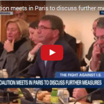 Anti-ISIS Coalition Meets in Paris to Discuss Measures Against Islamic State