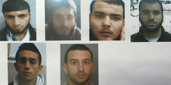 Jerusalem terrorists had plotted to assassinate Prime Minister Benjamin Netanyahu. [Photo: Israel Security Service]
