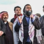 Jews, Christians, Arabs, and Druze Come Together in Prayer on the Israel-Syria Border