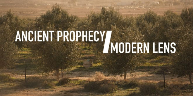 a modern prophecy Pat interprets a biblical prophecy concerning iraq, syria, egypt and israel and calls for its fulfillment there is a next door is modern day syria.