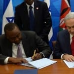 As Kenyan President Visits Israel, Biblical Zionism in Africa on the Rise