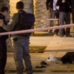 Fifth Terrorist Attack in One Day Thwarted in Jerusalem