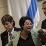 Israel Bans Three Arab MKs From Knesset Sessions After They Visited Terrorists' Families