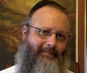 Rabbi Pinchas WInston (Photo: Courtesy)