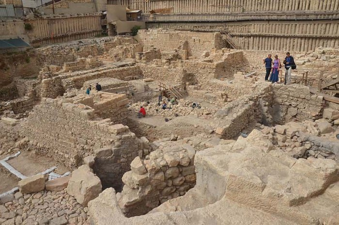 A general view of the site. (Photo: Israel Antiquities Authority)