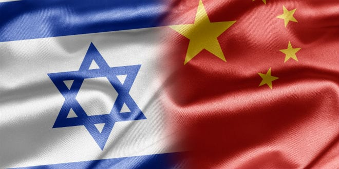 China is a growing tourist market source for Israel. [Image: Shutterstock]