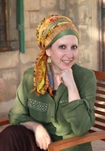 Leah Michaelson, Director of Special Projects at Hatshuva (Photo: Courtesy)