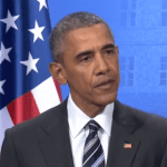 """Blatantly Ignoring Reality, Obama Announces """"We Live in a Peaceful Era"""""""