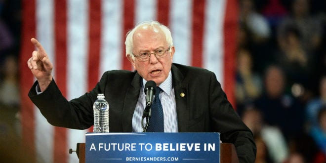Sanders Blames White Supremacists for Black People Attacking Jews