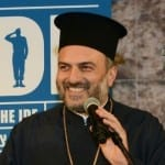 Israeli Christian Priest Father Gabriel Naddaf Helps Raise $500,000 for IDF