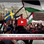 Are Hamas and BDS Connected?