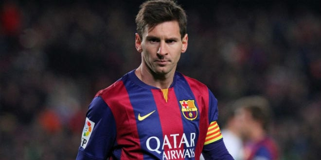 Soccer Players Messi Egyptians Accus...