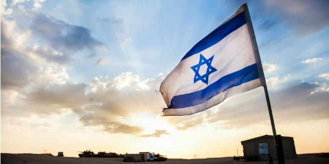 IDF (Photo by Dan Josephson via Shutterstock)
