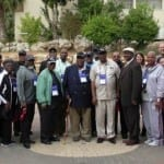 """The Fellowship"" Brings 26 African-American Christian Leaders to Israel"
